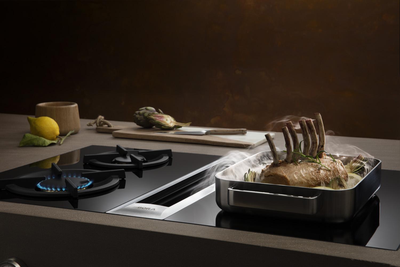 Bora Professional Makes The Kitchen Exclusive Home