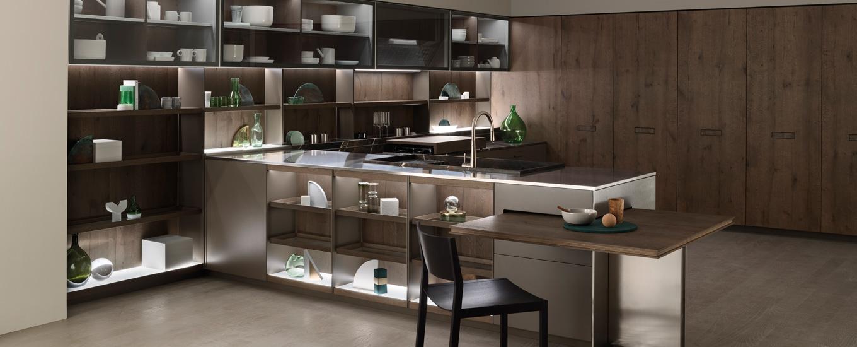 Ernestomeda presents the new Soul kitchen at Fuorisalone ...