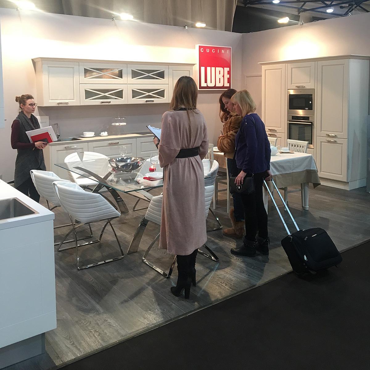 International success for Cucine Lube - Home Appliances World