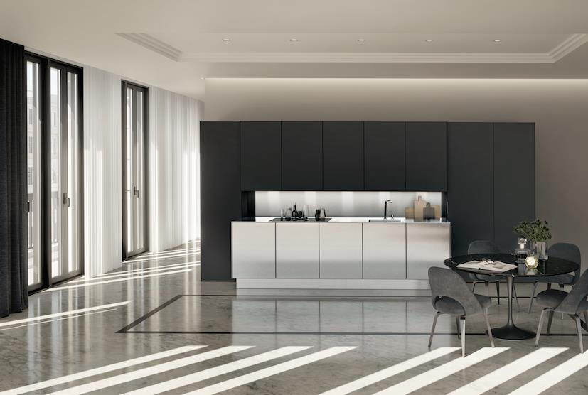 The New Siematic Kitchen In Pure Style Home Appliances World