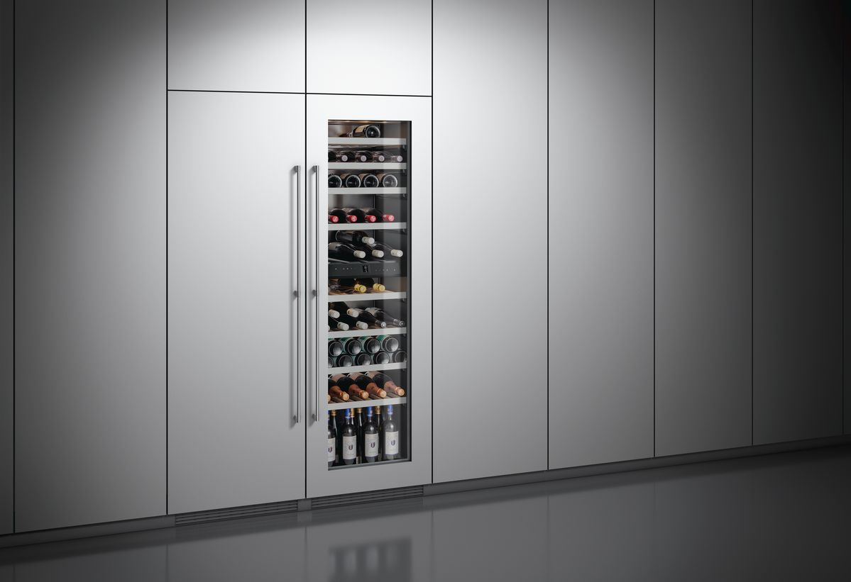 Gaggenau Enlarges The Wine Cellars Offer Home Appliances