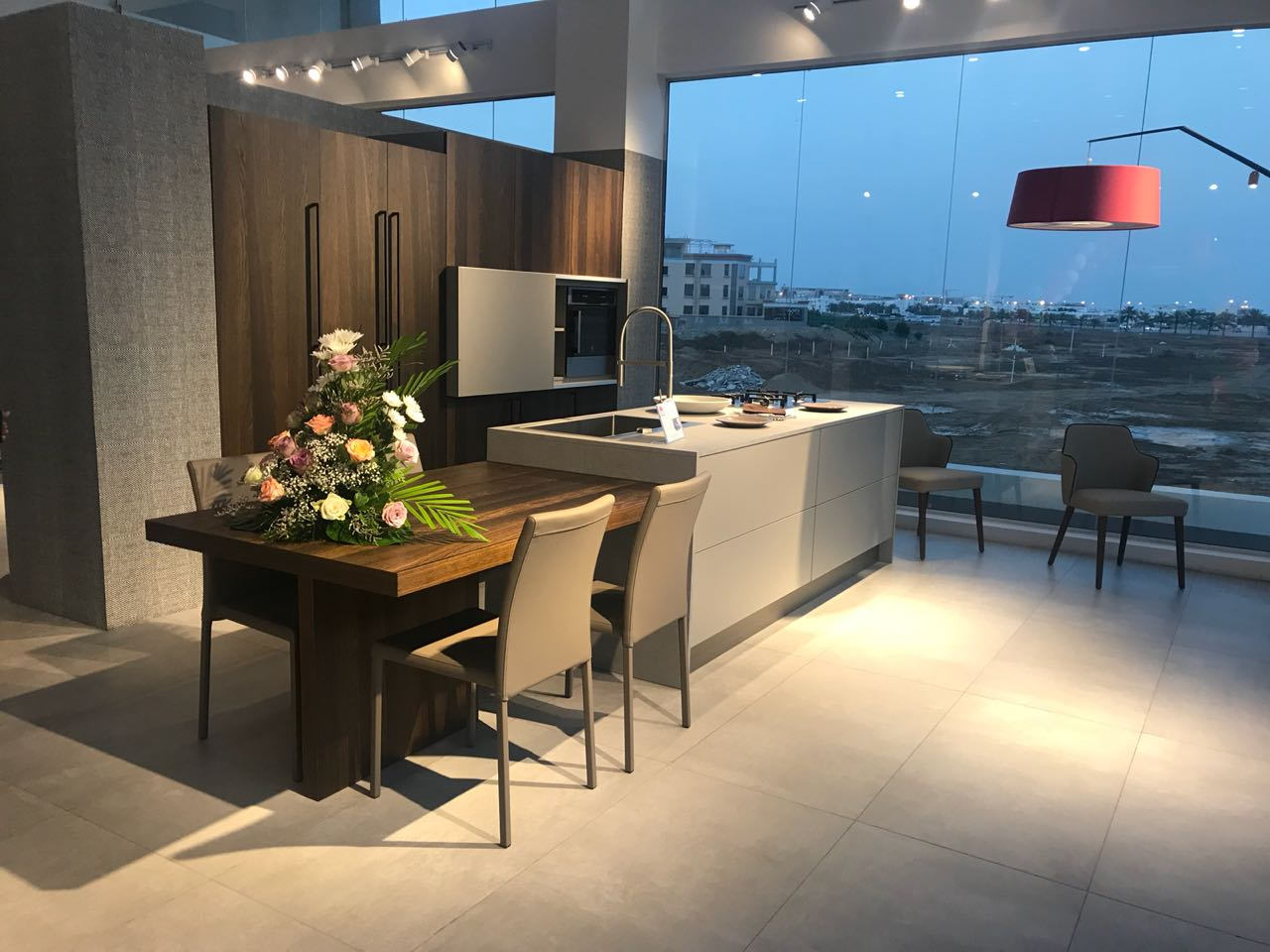 Cucine Lube opens a store in Oman - Home Appliances World