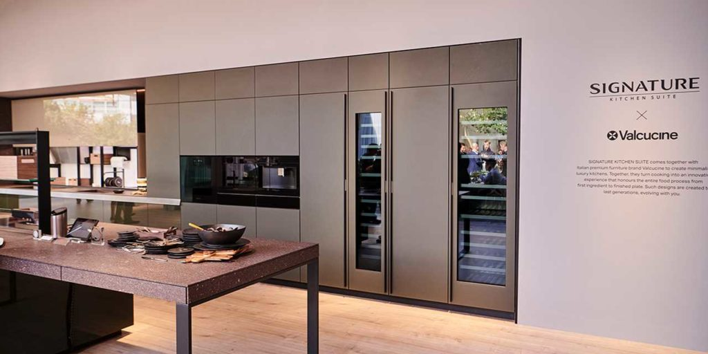 Lg Arclinea And Valcune Together To Offer Very Luxury