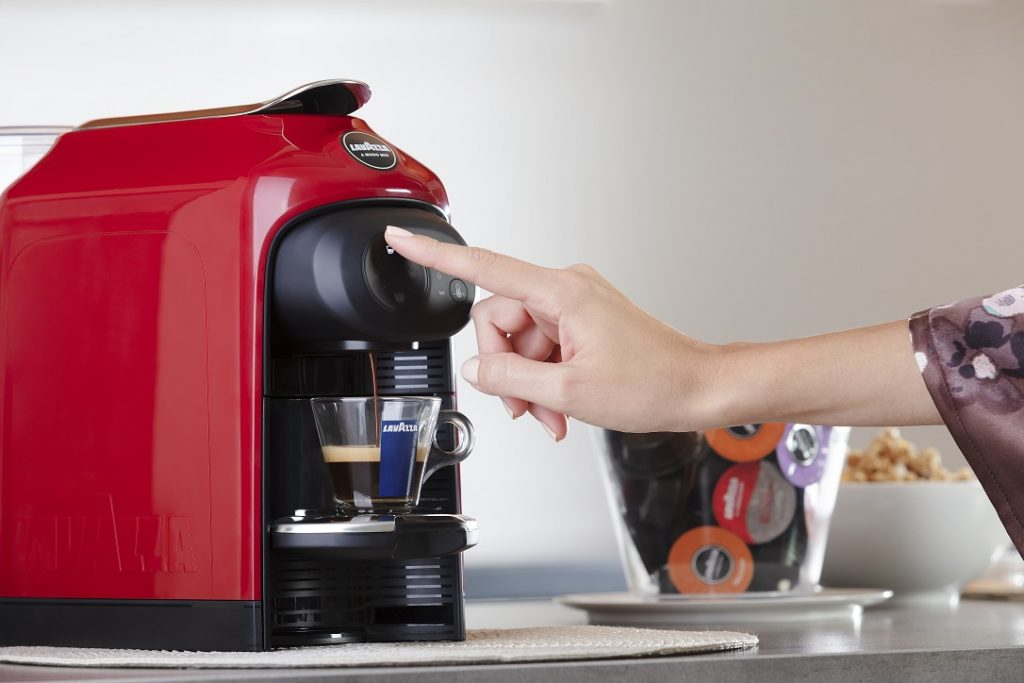 Idola The New Proposal Of Lavazza Home Appliances World