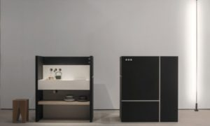 Archiproducts Design Award for the Sanwa E0 01 kitchen