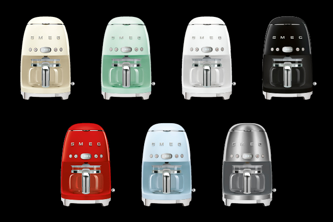 American Coffee With Smeg Home Appliances World