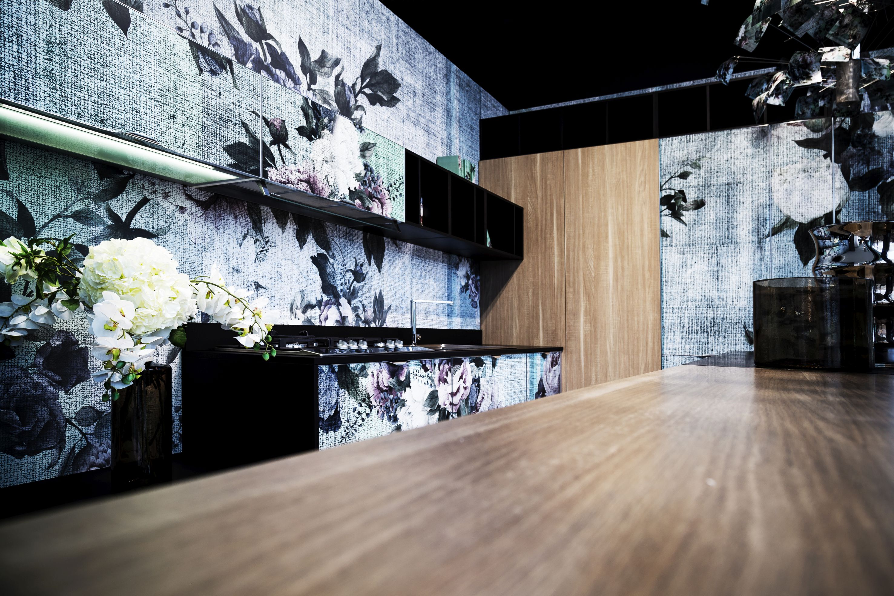 LIVING KITCHEN 2019: a more and more personalized, elegant ...
