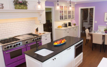 The increasingly role of appliances style in the kitchen