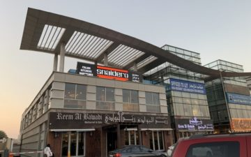 A new flagship store in Dubai for Snaidero kitchens