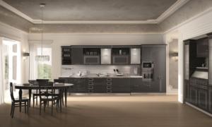 Restelli presents the Tiffany kitchen