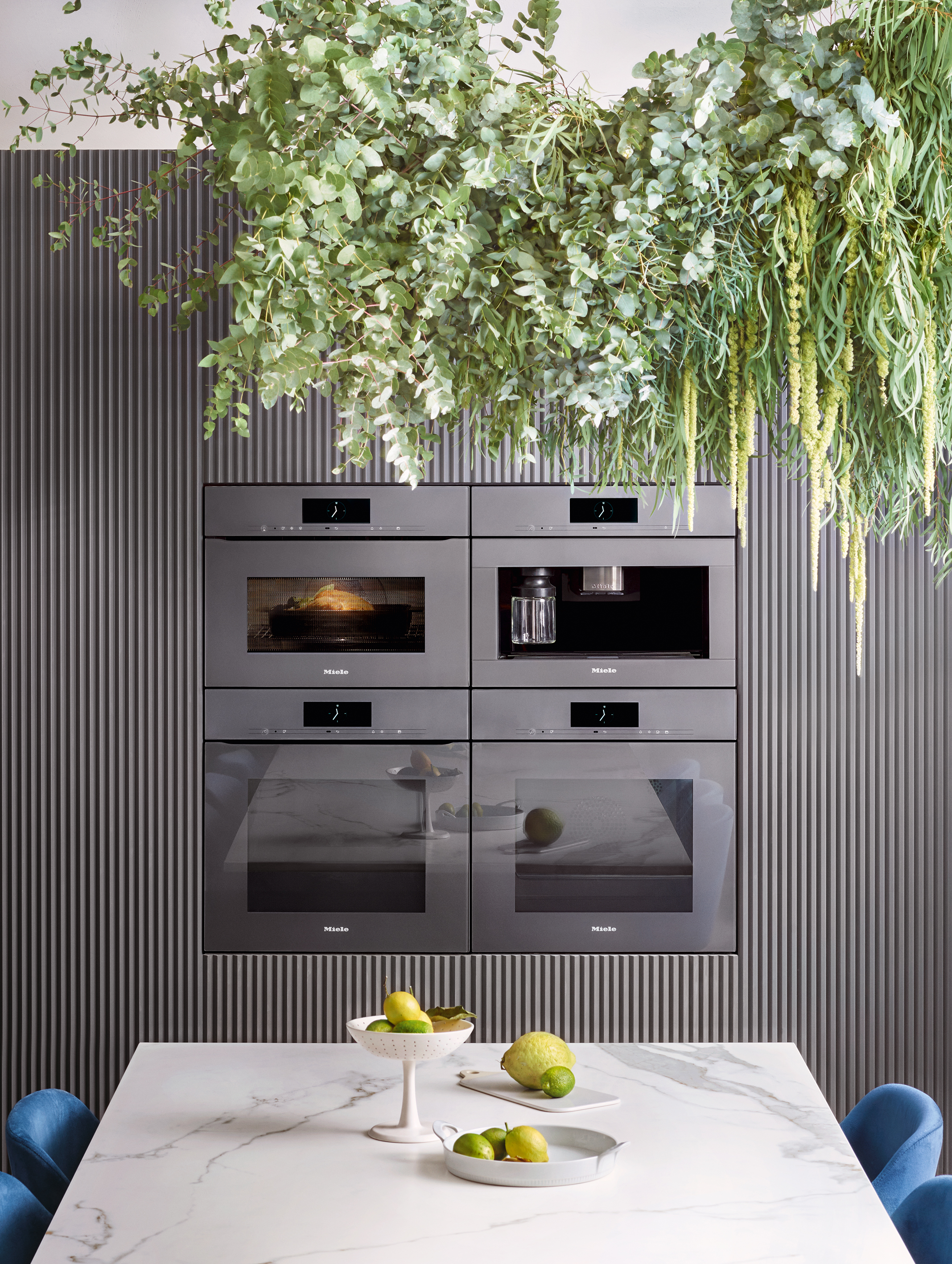 Generation 7000 The New Range Of Built In Appliances By