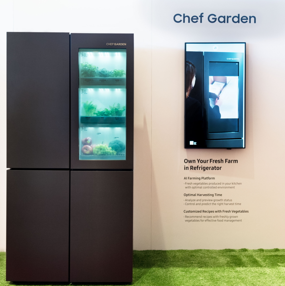 Bot Chef and Chef Garden: the newest robots presented by