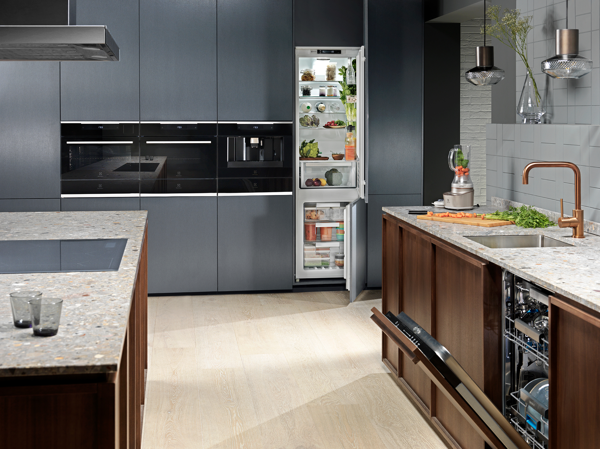 The New Electrolux Human Centric Kitchens Arrive To Europe