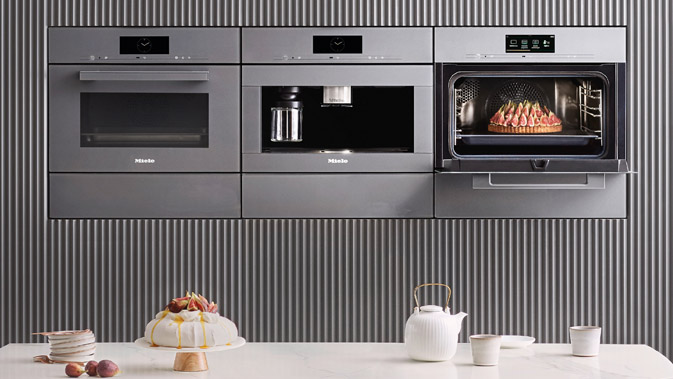 Prestigious Recognitions Have Been Assigned To Miele Appliances For The  Sophisticated Design Of Its Products. Since The Beginning Of The Year, ...