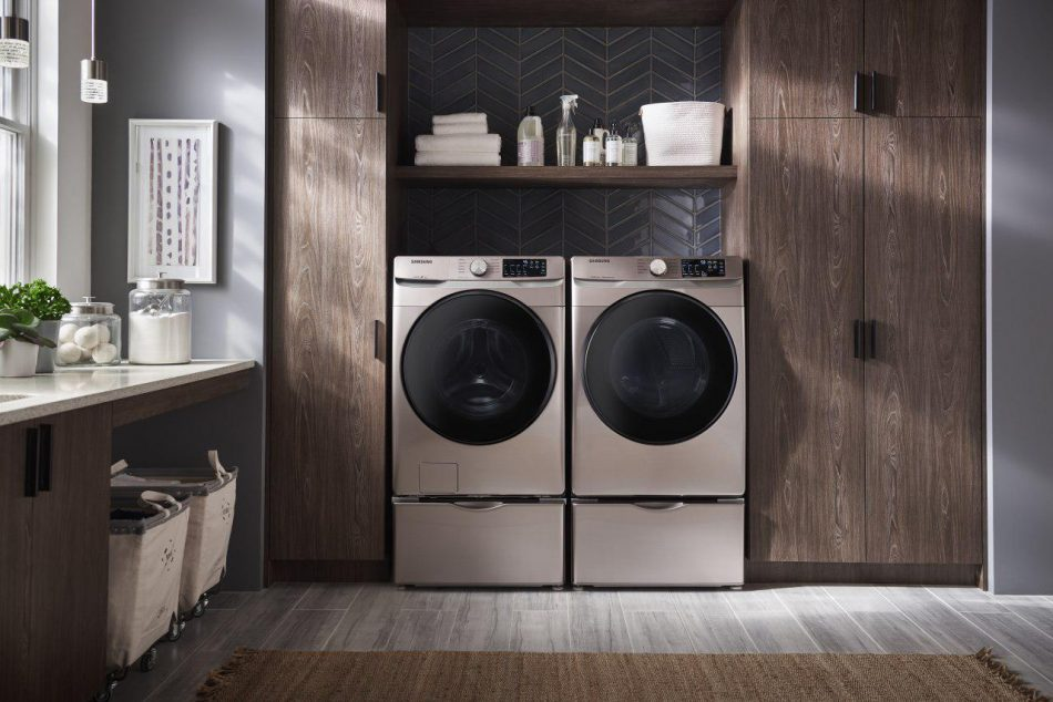 Front Loader Laundry Room Ideas