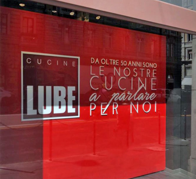 Cucine Lube Opens New Shops In Italy Home Appliances World